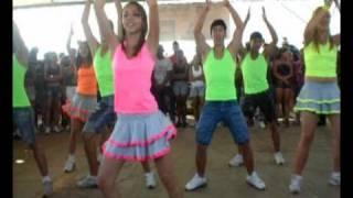 Grupo De Dança RItmo QUente (coreografia Campeã)