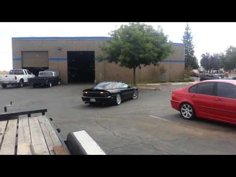 Camaro SS 228r cam chop