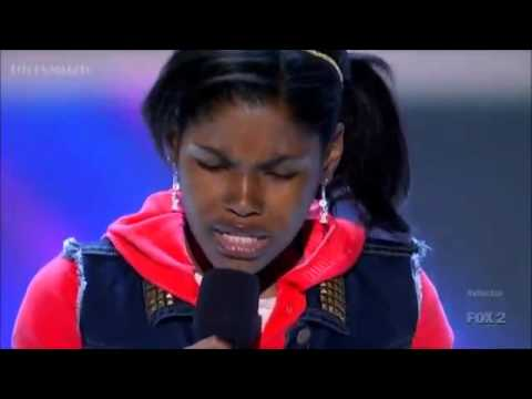 INCREDIBLE DIAMOND WHITE AUDITION ON THE X FACTOR USA 2012!!!