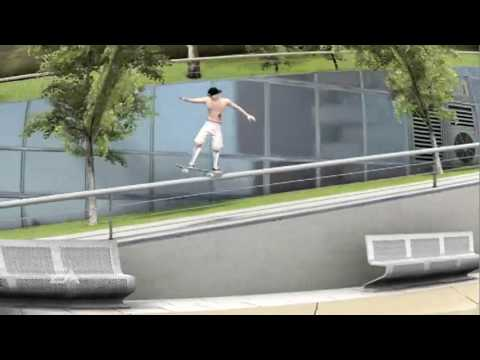Анонс Skate 3