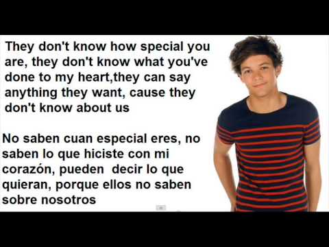 They don't know about us-One Direction-sub inglés y español correcto