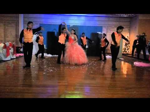 Angel quinceaneras alondras sweet 16 vals