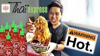 World's Hottest Pad Thai Taste Test