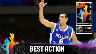 Puerto Rico v Greece - Best Action - 2014 FIBA Basketball World Cup