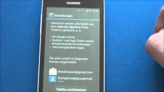 How To: Screenshot And Hard Reset HUAWEI Ascend G330