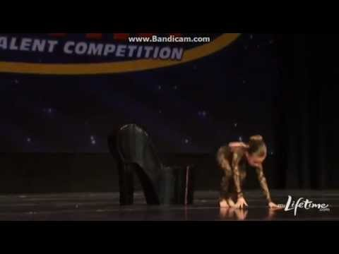 "Mackenzie Ziegler Dance Moms- ""If the Shoe Fits"""