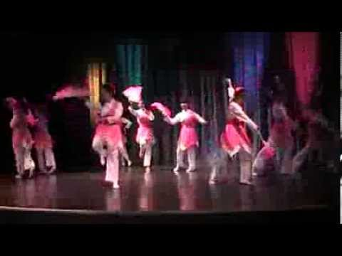 UCO China Night - Chinese Fan Dance