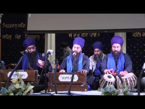 Bhai Harbaljeet Singh Pipli Wale - New Years Keertan Darbar 2014-2015