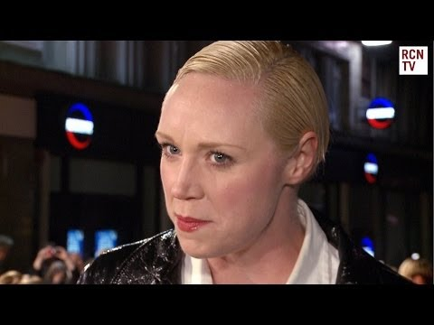 Game of Thrones Gwendoline Christie Interview - Season 4 & The Red Wedding Reaction