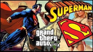 GTA V Comment Voler Comme SUPERMAN ! Skyfall Cheat Code !
