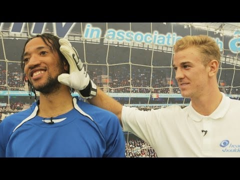 Hands On With Joe Hart -