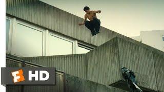 District B13 (1/10) Movie CLIP Parkour Chase (2004) HD
