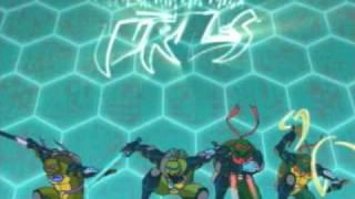 As Tartarugas Ninja Fast Foward