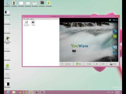 YouWave Android Emulator V53 Full Setup Free Download