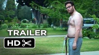 Neighbors Official Trailer #2 (2014) Zac Efron, Seth