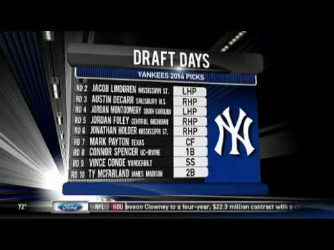 The Yankees panel discusses 2014 MLB Draft