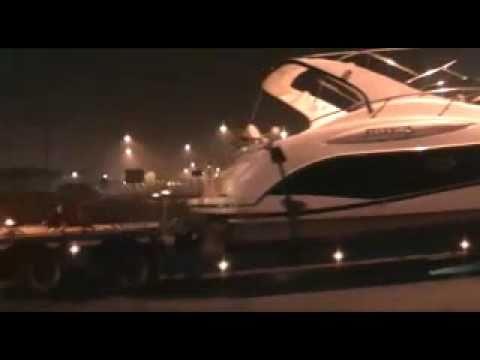 BONATI TRASPORTI NAUTICI YACHT ATLANTIS 42 BOAT TRANSPORT