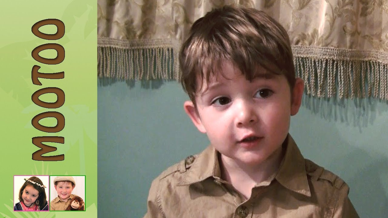 Mootoo's Compliment: Declan is Awesome - YouTube