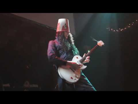 Best Buckethead Live Shred Solos pt1