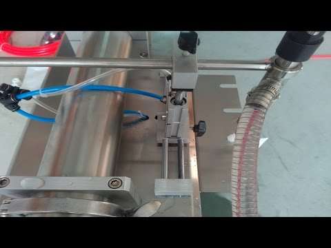 stand up spout bags filling machine semi automatic soymilk oil macchina di rifornimento liquida