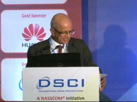 Valedictory Address by R. Chandrashekhar, President -- Designate, NASSCOM