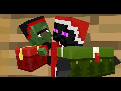 Vianoce v Minecrafte