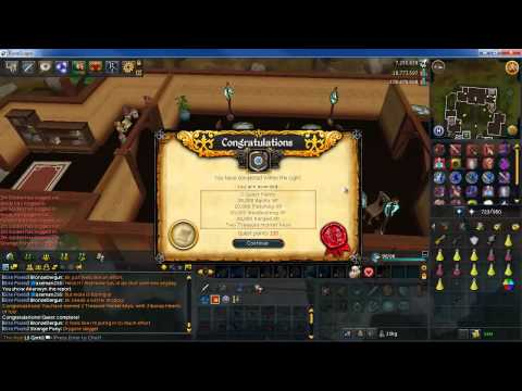 Runescape - Quest Marathon Part 1