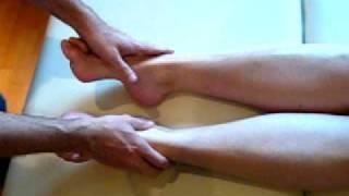 Downingtest bei Beinlängendifferenz