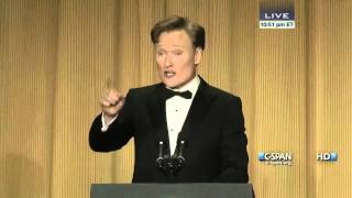 Conan O'Brien: White House Correspondents Dinner, 2013
