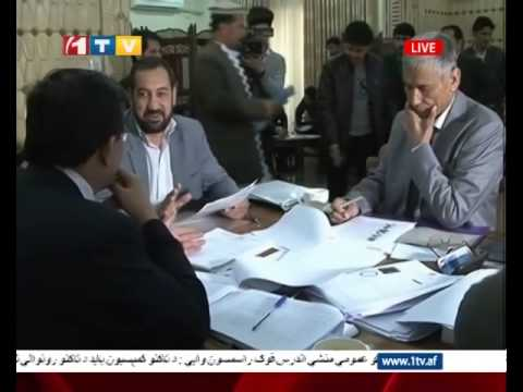 1TV Afghanistan Farsi News 24.June.2014 خبرهای فارسی