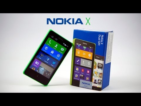 Nokia X Unboxing & Hands On (a.k.a Normandy - Nokia's First Android Phone)