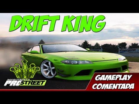 NFS Pro Street: Drift king
