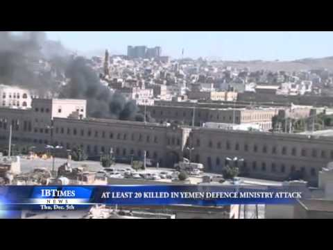 At Least 20 Killed in Yemen Defence Ministry Attack
