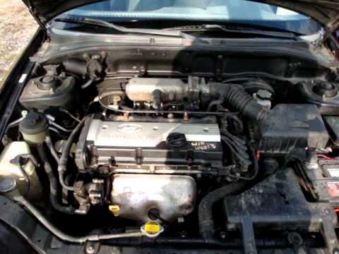 2004 Hyundai Accent Engine Noise Youtube