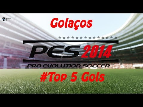 Pes 2014 / Pc - #top 5 Gols