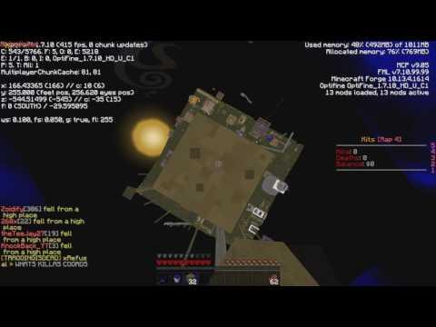 Minecraft Best MLG Water Bucket