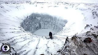 """""""CRASH"""" In Russia CRACKS Mountain In Half.. ARMY Sent In!"""
