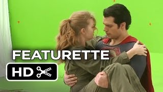 Man Of Steel Featurette Lois & Clark (2013) Superman