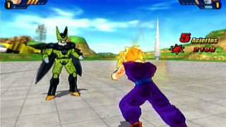 Dragon Ball Z Budokai Tenkaichi 3 Version Latino *BETA 2