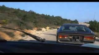 The Marseille Contract - Alfa Romeo Montreal vs Porsche