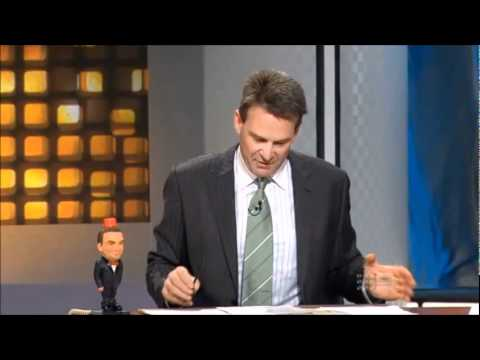 The AFL Footy Show: Top Five Moments from 500 Episodes (7/4/2011)
