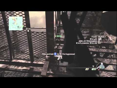 Call of Duty: Modern Warfare 3 - Spec Ops 13 - Server Crash