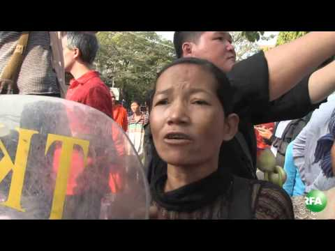 Cambodia Women On International Women 's Day