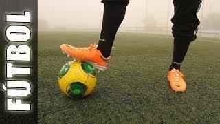 Fútbol: Dominio a 3 caras