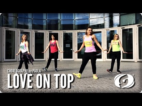 LOVE ON TOP - Salsation® Choreography by Paola