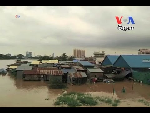 Cambodia  Flood Killed At Least Thirty
