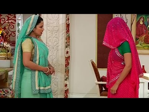 Simar Becomes A Maid  |  Sasural Simar Ka 17th August 2015