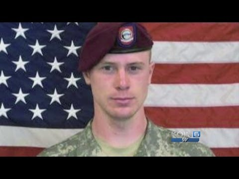 Sgt. Bowe Bergdahl freed from Afghanistan