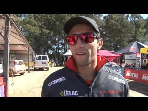 Luccas Arnone - Levantamento - Rally de Erechim 2013