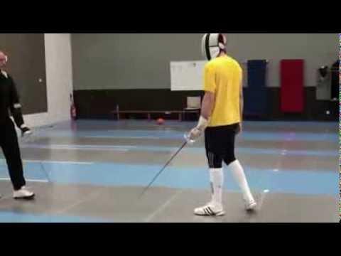 Leçon Epée Obry Grumier